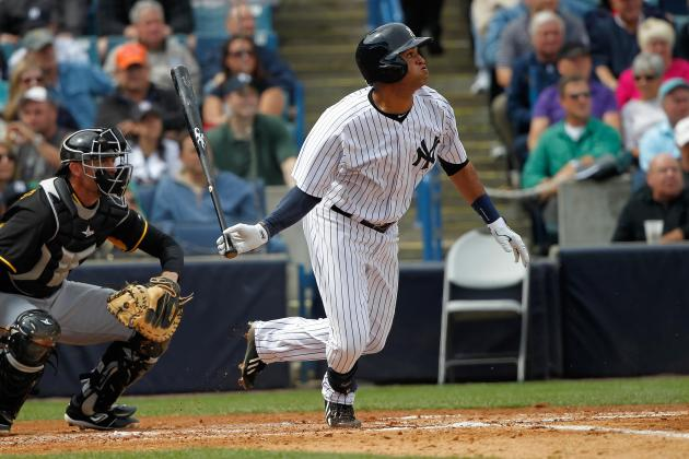 Grading the Performance of New York Yankees' Top Prospects at Spring Training