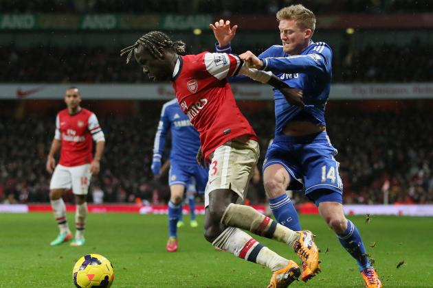 Chelsea vs. Arsenal: The Battles That Will Shape a London Derby