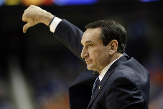 Who Is to Blame for Duke's Loss to Mercer?