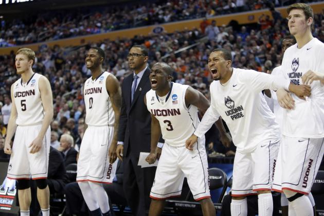 Biggest Questions for UConn vs. Villanova in Round-of-32 NCAA Tournament Tilt