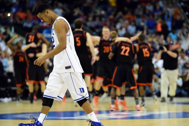 NCAA Tournament 2014: Winners and Losers of Day 4