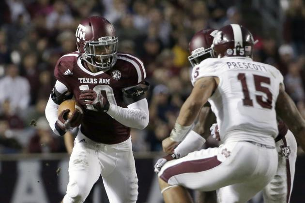 Texas A&M Football: 5 Players Who Should See Their Roles Expanded in 2014