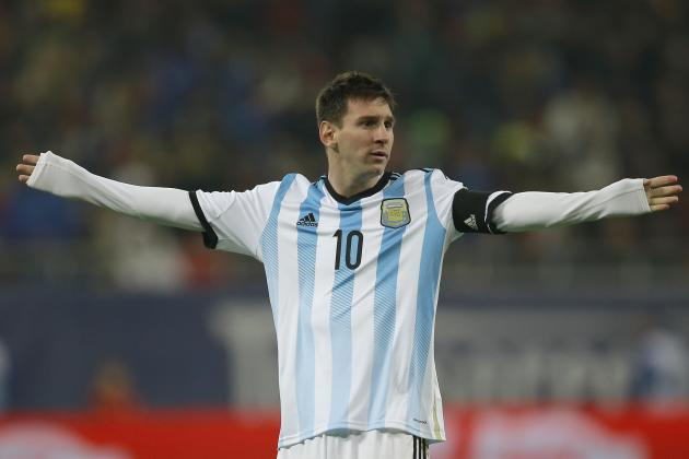 Picking a Combined South American World Cup XI
