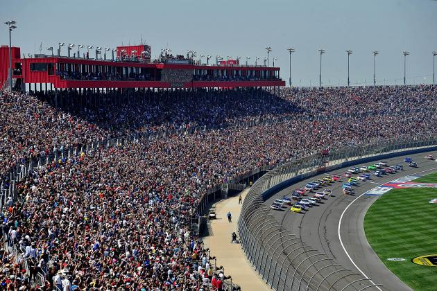 Complete Preview and Prediction for 2014 NASCAR Sprint Cup Series at California
