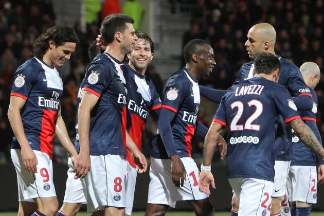 Lorient vs. Paris Saint-Germain: 6 Things We Learned