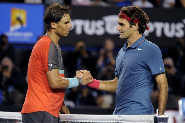 Breaking Down the 5 Best Matches from Rodger Federer's Rivalry with Rafael Nadal