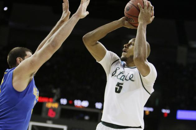 Biggest Challenges Michigan State Faces in NCAA Tourney Matchup vs. Harvard