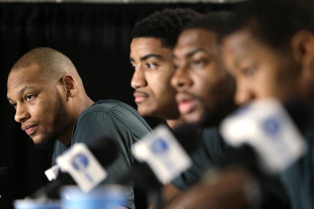 Michigan State Basketball: 5 Questions for Spartans in 2014 NCAA Tournament