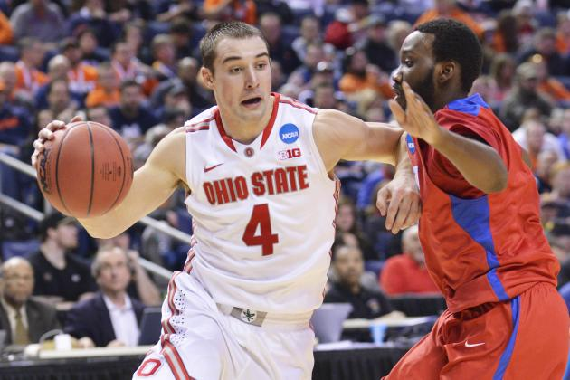 Ohio State Basketball: Final Report Card for Buckeyes' 2013-14 Season