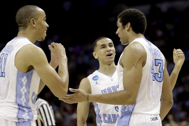 5 Things We Learned from North Carolina's Win over Providence