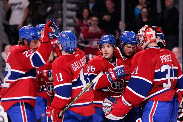 5 Likeliest First-Round Playoff Matchups for the Montreal Canadiens in 2014