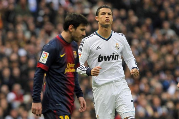Picking a Combined Real Madrid-Barcelona XI