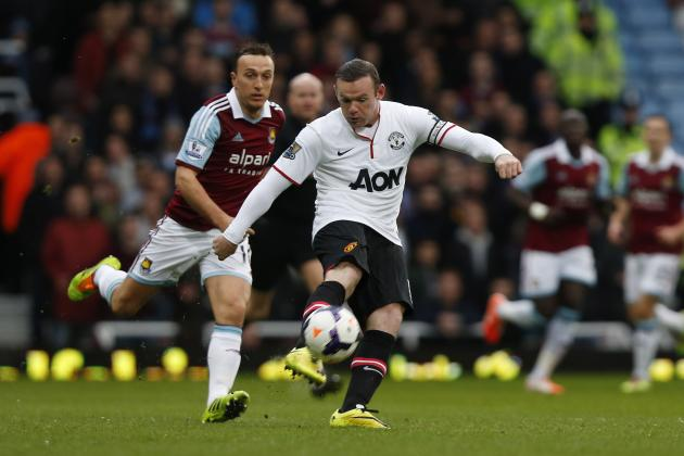 Wayne Rooney and 10 Other Amazing Long-Range Goals