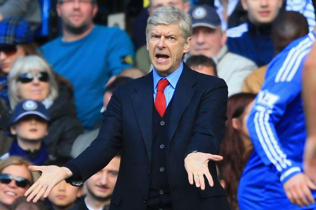 Chelsea 6-0 Arsenal: 4 Things Arsene Wenger Got Wrong This Weekend