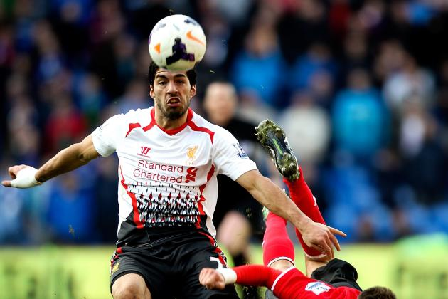 Suarez the Hat-Trick Hero and the Top 5 World Footballers This Weekend