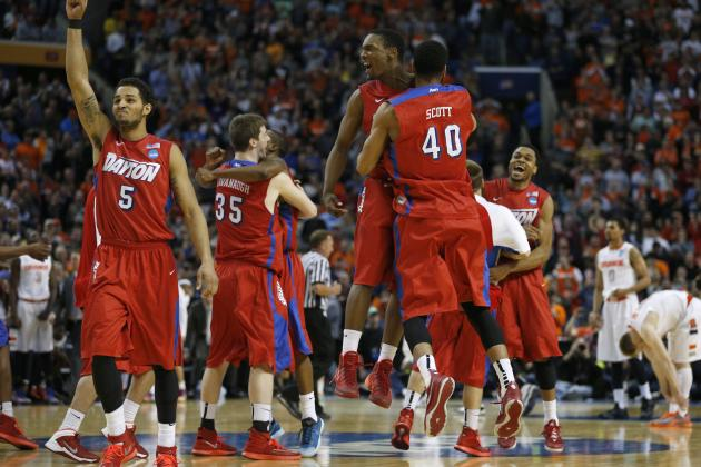 NCAA Tournament 2014: Winners and Losers of Day 5