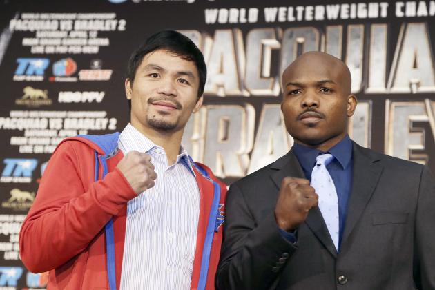 The Hottest Boxing Storylines for the Week of Mar. 24