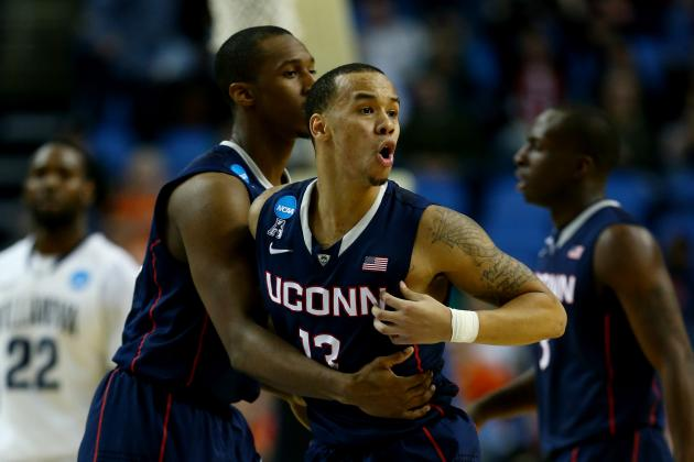 5 Things We Learned from UConn's Win over Villanova
