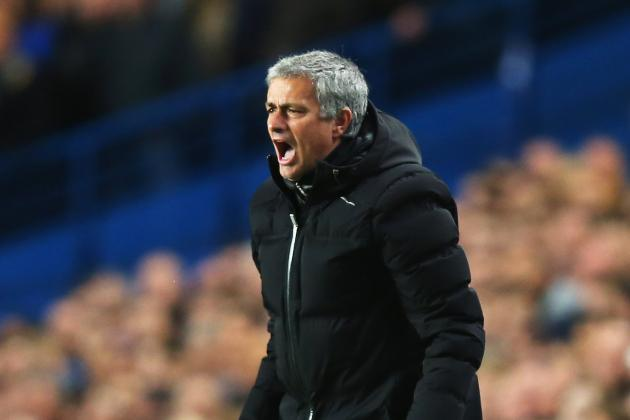 WF Quotes of the Week: Jose Mourinho Gets Verbal, Rio Ferdinand's Car Singalong