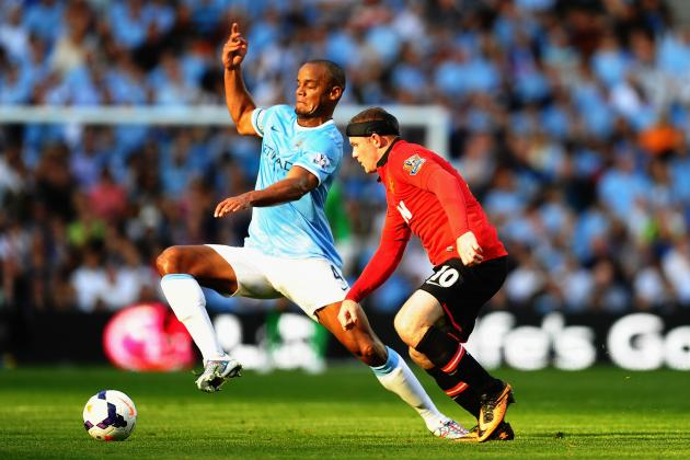 Picking a Combined Manchester United-Manchester City XI