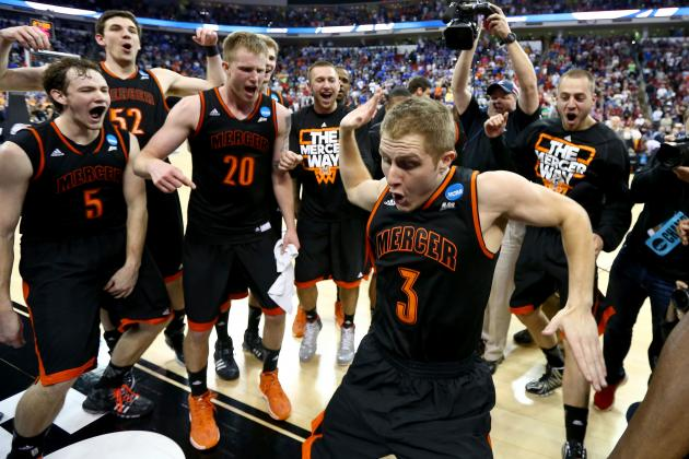 NCAA Tournament 2014: Biggest Upsets Through the Round of 32