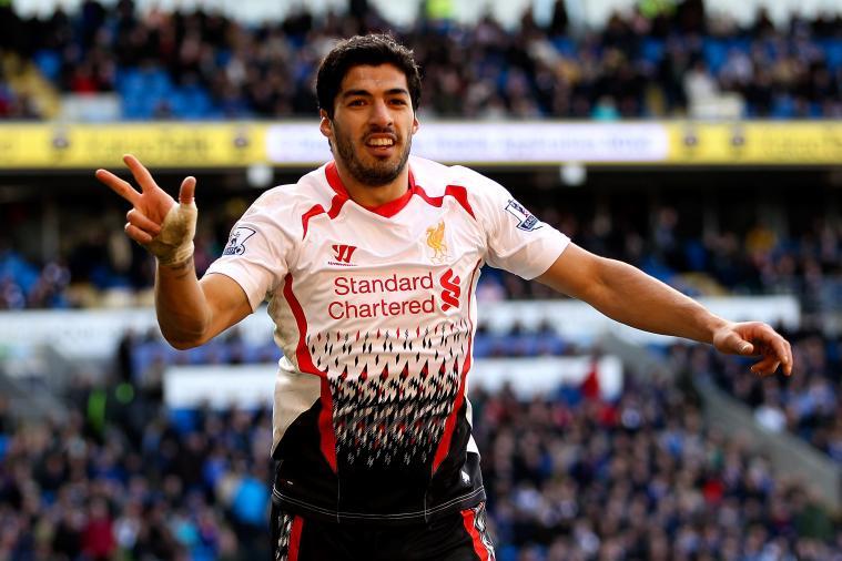 10 Little Known Facts About Liverpool's Luis Suarez