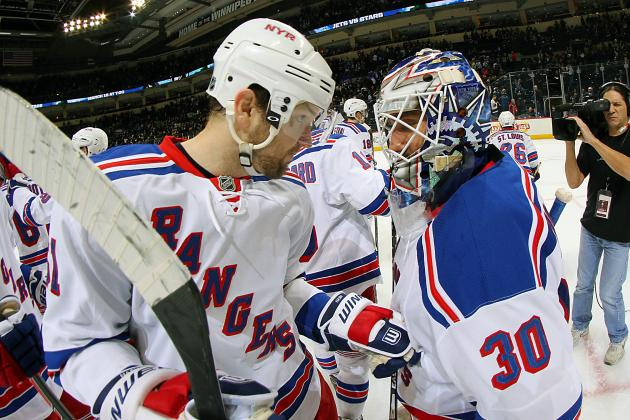 New York Rangers' 5 Most Impressive Individual Performances in 2013-14