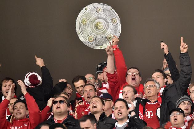 5 Reasons Why Bayern Munich Will Be Record-Breaking Bundesliga Champions
