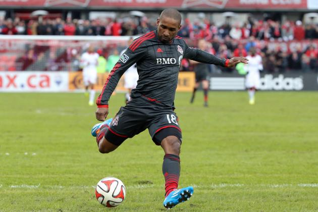 MLS Team of the Week: Defoe, Diaz and Anor Shine in Week 3