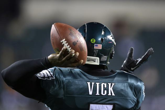 Recapping the Best and Worst of Michael Vick in Philadelphia