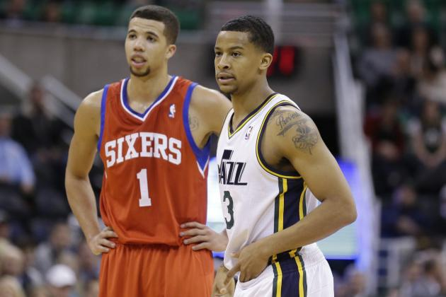 NBA Rookie Stock Watch: Is Michael Carter-Williams the Runaway Favorite?
