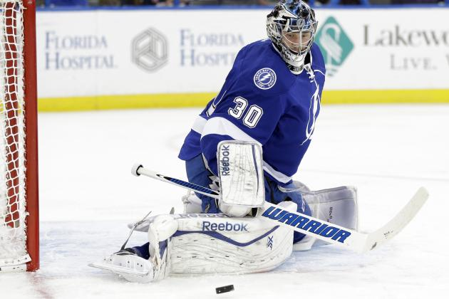 Tampa Bay Lightning's 5 Most Impressive Individual Performances in 2013-14