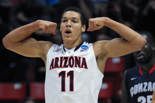 NBA Comparisons for Top 8 2014 NBA Draft Prospects in Sweet 16
