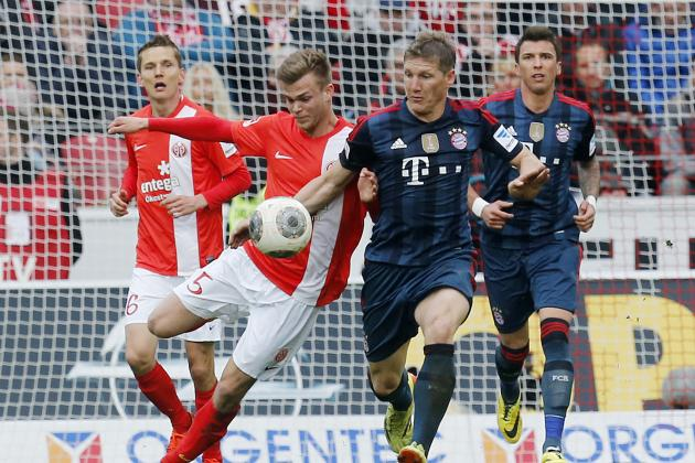 The 5 Best Individual Performances from Matchday 26 in the Bundesliga