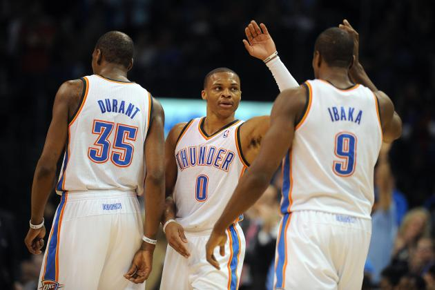 10 Things to Watch for During OKC Thunder's Final Games
