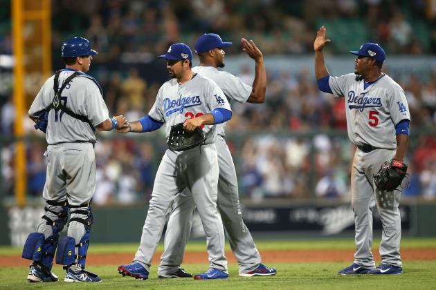 3 Biggest Winners and Losers of the Dodgers' Opening Series
