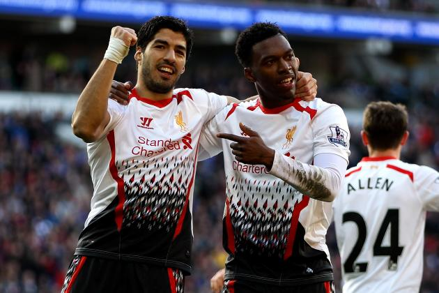 Premier League Player Power Rankings: Suarez and Sturridge at It Again