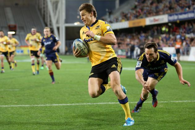 Super Rugby: Team of Round 6