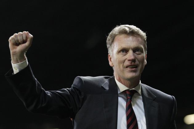 Manchester United Transfer News and Rumours Tracker: Week of March 24