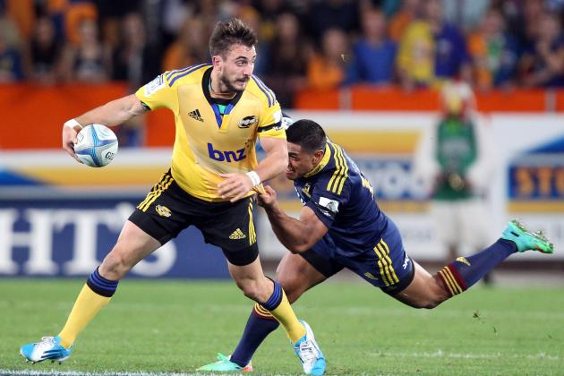 5 Things We Learned from Super Rugby Round 6