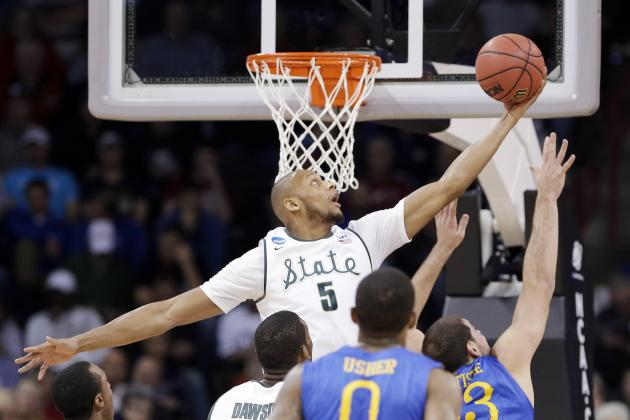 NCAA Tournament 2014: The All-Tournament Team Through Round of 32