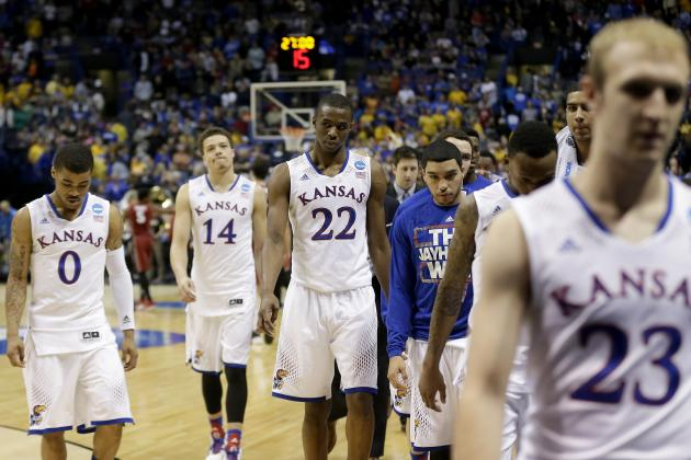Kansas Basketball: Final Grades for Jayhawks' 2013-14 Season