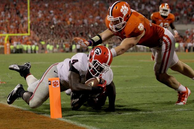 SEC Football: Power Ranking Top 2014 Out-Of-Conference Games