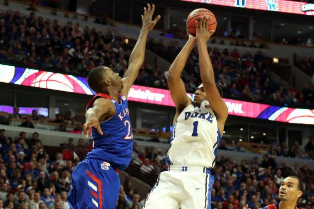 2014 NBA Draft: Jonathan Wasserman's Top 50 Prospect Big Board