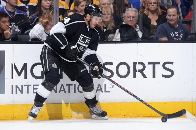 Los Angeles Kings' 5 Most Impressive Individual Performances in 2013-14