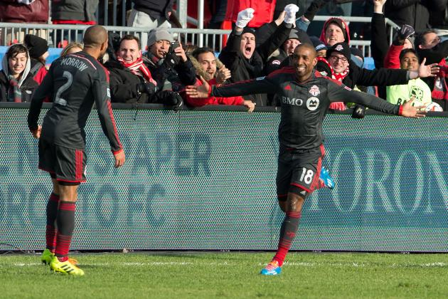 MLS Player Power Rankings: Defoe Climbs to the Top After Home Debut