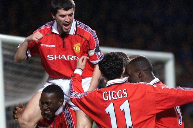 Ranking Manchester United's 15 Greatest Captains
