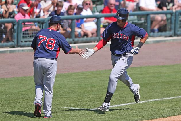 2014 Boston Red Sox: Biggest Winners and Losers of Spring Training