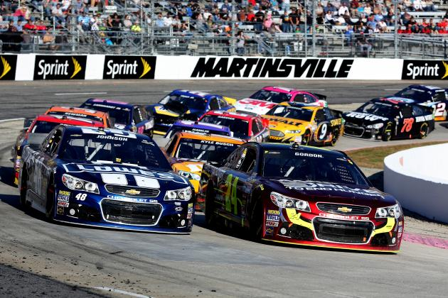 Biggest NASCAR Storylines to Watch Ahead of Sprint Cup Series at Martinsville
