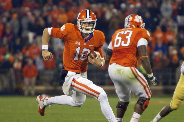 Clemson Football: Breaking Down the Tigers' QB Competition